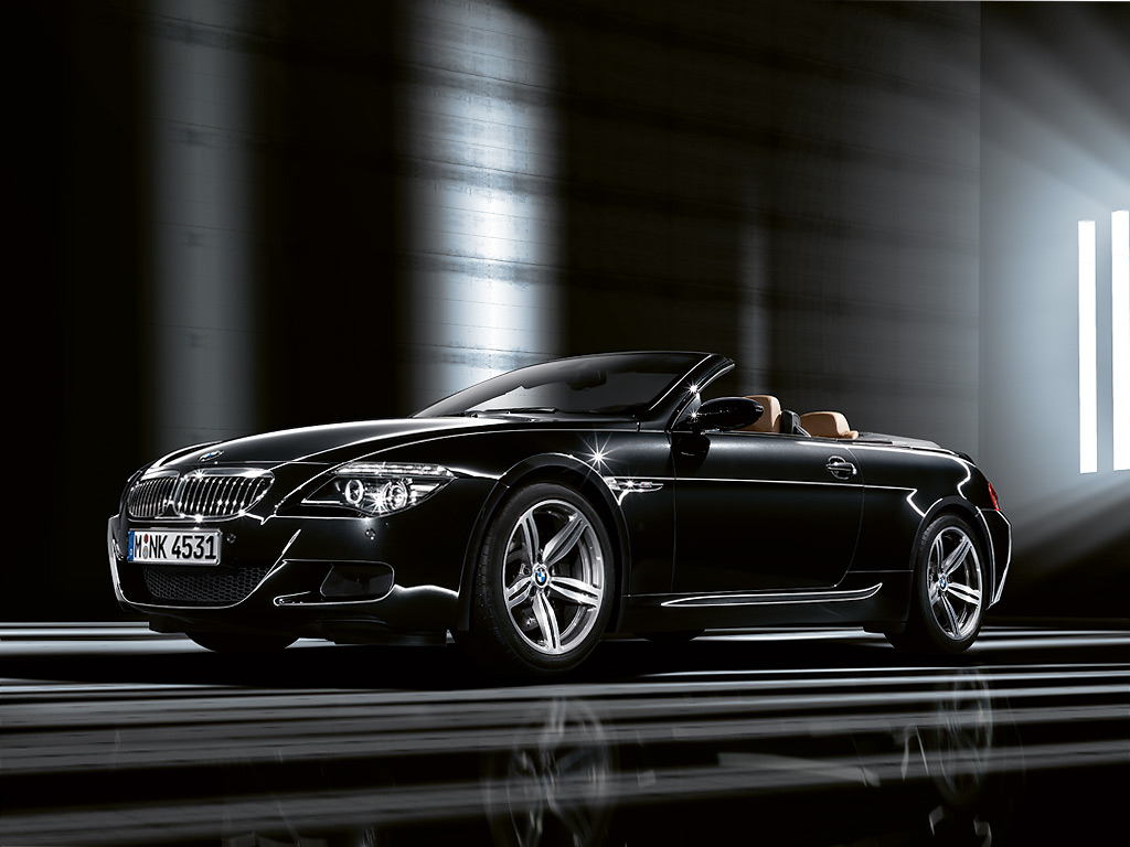 2009 Bmw M6 Cabriolet Pictures