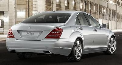 A 2010 Mercedes-Benz S Series