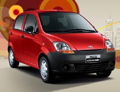 Daewoo Matiz 0.8 S 2010. Pictures. Specs.