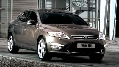 A 2010 Ford Mondeo