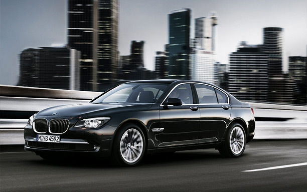 2010 Bmw 730ld Pictures