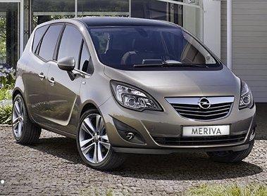 Picture credit: Opel. Send us more 2010 Opel Meriva 1.3 CDTi EcoFlex ...