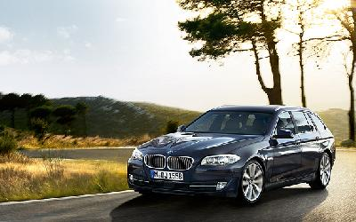 Picture credit: BMW. Send us more 2010 BMW 535d Touring pictures.