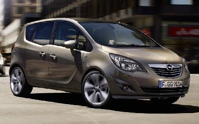 opel meriva 1 7 cdti 2010 pictures specs. Black Bedroom Furniture Sets. Home Design Ideas