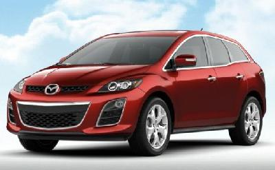 mazda cx 7 s grand touring awd 2010 pictures specs. Black Bedroom Furniture Sets. Home Design Ideas