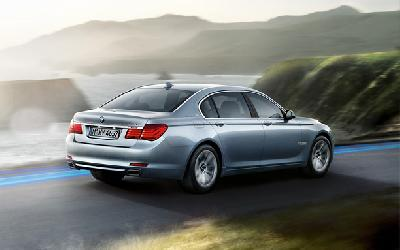 BMW ActiveHybrid 7 2010