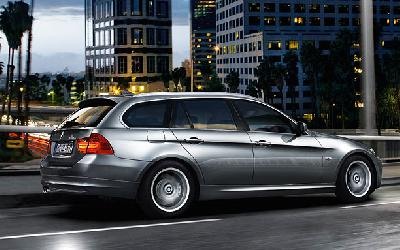 BMW 330 xd Touring 2010