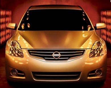 Nissan Altima 3.5 SR 2010