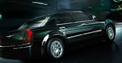 A 2010 Chrysler 300