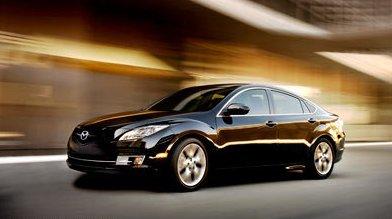 Picture credit: Mazda. Send us more 2010 Mazda 6 2.5 MZR pictures.