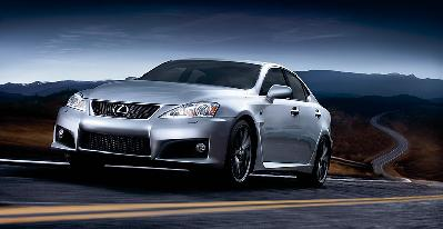 Lexus IS F 2010