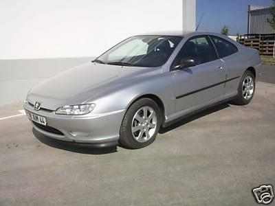 peugeot 406 coupe 2 2 hdi fap 2010 pictures specs. Black Bedroom Furniture Sets. Home Design Ideas