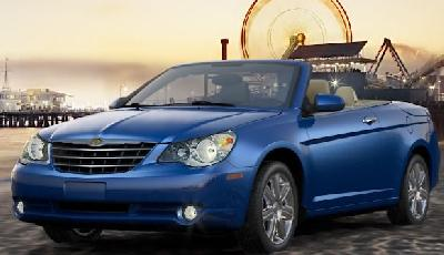 A 2010 Chrysler Sebring
