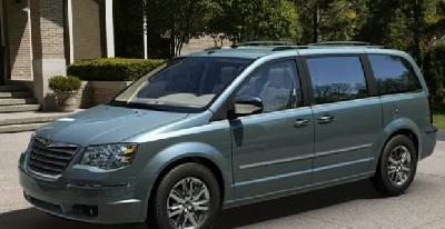 A 2010 Chrysler Town & Country