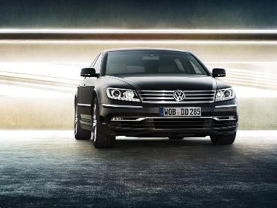 Volkswagen Phaeton 3.6 V6 4Motion Long 2010