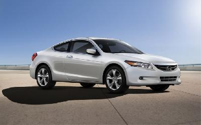 Honda Accord Coupe EX-L V6 2011