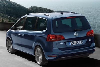 volkswagen sharan 2 0 tdi. Black Bedroom Furniture Sets. Home Design Ideas
