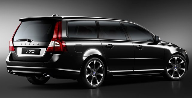 2011 Volvo V70 2 4 D5 4wd Kinetic Pictures