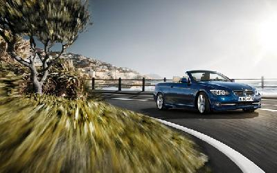 BMW 320cd Cabriolet 2011