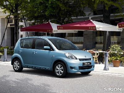 ... : Daihatsu. Send us more 2011 Daihatsu Sirion 1.3 Automatic pictures